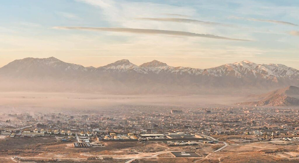 """""""Kabul, Afghanistan"""" by Defence Images is licensed under CC BY-NC 2.0"""